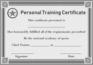 Pin On Training Certificate Template with regard to Fresh Dog Obedience Certificate Template Free 8 Docs