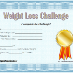 Pin On Winner Certificate Template Word Free In Fresh Weight Loss Certificate Template Free