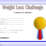 Pin On Winner Certificate Template Word Free Within Fresh Weight Loss Certificate Template Free
