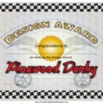 Pinewood Derby Design Award Certificate Template Download Within Pinewood Derby Certificate Template