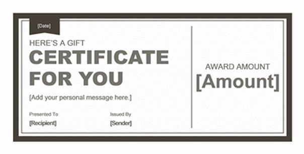 Pinmk Farooq On Certificate Designs | Gift Certificate for Editable Fitness Gift Certificate Templates