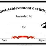 Pinsarah Collins On Glam | Certificate Templates, Free regarding Best Dance Certificate Template