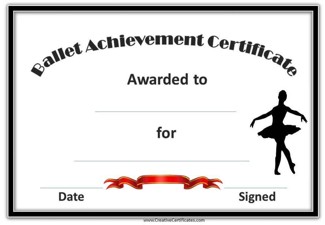 Pinsarah Collins On Glam   Certificate Templates, Free regarding New Hip Hop Certificate Templates
