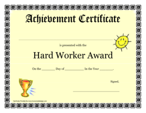 Pinstephanie Simmons On Preschool Certificates Award For in Best 10 Free Printable Softball Certificate Templates