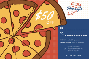 Pizza Gift Certificate Template 3 – Best Templates Ideas pertaining to Pizza Gift Certificate Template