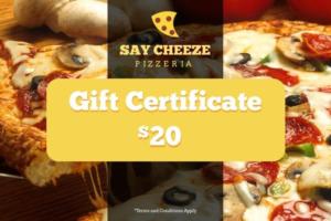 Pizza Gift Certificate Template – Baeti Regarding Pizza Gift regarding Best Pizza Gift Certificate Template