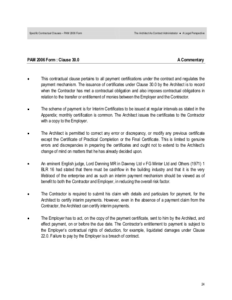 Practical Completion Certificate Template Jct (1 with regard to New Jct Practical Completion Certificate Template