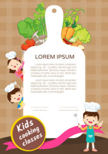 Premium Vector   Cooking Class Certificate inside Best Certificate Of Cooking 7 Template Choices Free