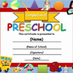 Preschool Graduation Certificate Editable Beautiful 10 Free In Unique 10 Free Editable Pre K Graduation Certificates Word Pdf