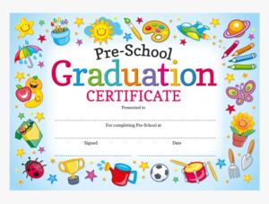 Preschool Graduation Certificates – Preschool, Hd Png for Editable Pre K Graduation Certificates