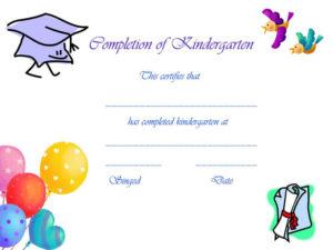 Preschool+Graduation+Certificates+Free+Printables throughout Kindergarten Graduation Certificate Printable