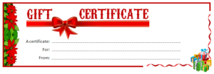 Printable Gift Certificate Ms Word Template | Office inside Printable Gift Certificates Templates Free