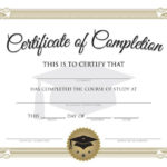 Printable Graduation Certificate Template Diploma (792 For Quality Free Printable Graduation Certificate Templates
