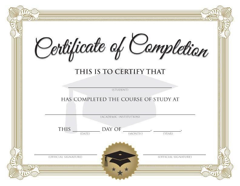 Printable-Graduation-Certificate-Template-Diploma (792 in Best Graduation Certificate Template Word