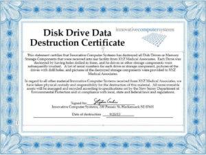 Process Street regarding Certificate Of Disposal Template