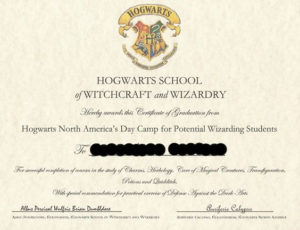 Protected Blog › Log In   Certificate Templates, Harry with regard to Harry Potter Certificate Template