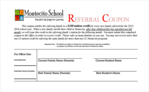 Referral Certificate Template (8) – Templates Example for Referral Certificate Template