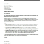 Resale Certificate Request Letter Template (3) – Templates Intended For Best Resale Certificate Request Letter Template
