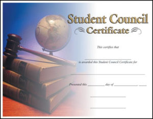 Rising Stars Online Catalog – Certificates | Certificate throughout New Student Council Certificate Template Free