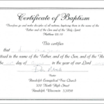 Roman Catholic Baptism Certificate Template New Baptismal With Regard To Roman Catholic Baptism Certificate Template
