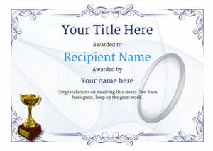 Rugby League Certificate Templates | Certificate Templates With Fresh Rugby League Certificate Templates