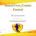 Running Certificate Templates : 20+ Free Editable Word Within Editable Running Certificate