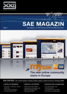 Sae Magazin – Sae Alumni Association – Sae Institute intended for Hip Hop Certificate Template 6 Explosive Ideas