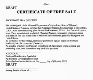 Sales Certificate Template (2)   Professional Templates with regard to Sales Certificate Template