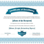 Sales Certificate Template (3) | Professional Templates Throughout Quality Felicitation Certificate Template