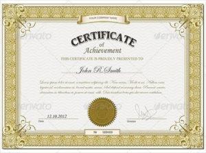 Sales Certificate Template ] – Certificate Template Within intended for Best Sales Certificate Template
