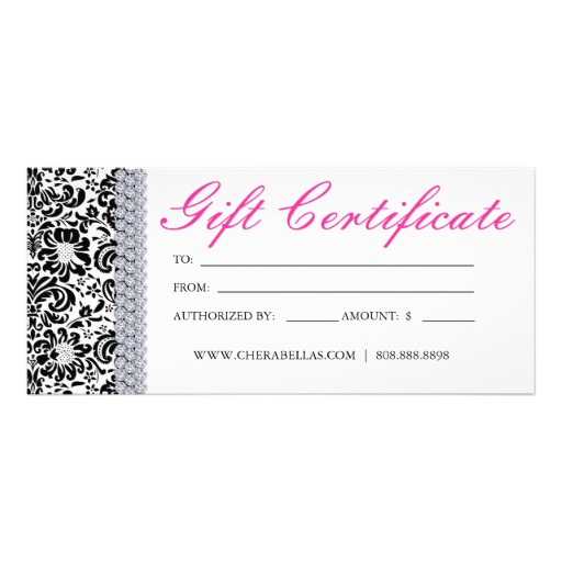 Salon Gift Certificate Template Free Printable Free Intended For Quality Free Printable Beauty Salon Gift Certificate Templates