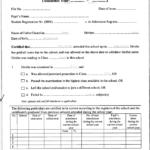 School Leaving Certificate Template In 2020 | School Leaving Intended For Unique School Leaving Certificate Template