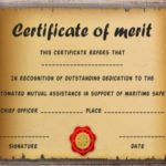 Scroll Certificate Templates | Certificate Templates Throughout Unique Scroll Certificate Templates