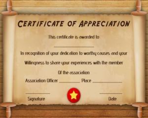Scroll Certificates Template – Template Sumo   Scroll Within in Certificate Scroll Template