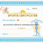Sports Certificate Template For Ms Word Download At Http Intended For Fresh Sports Day Certificate Templates