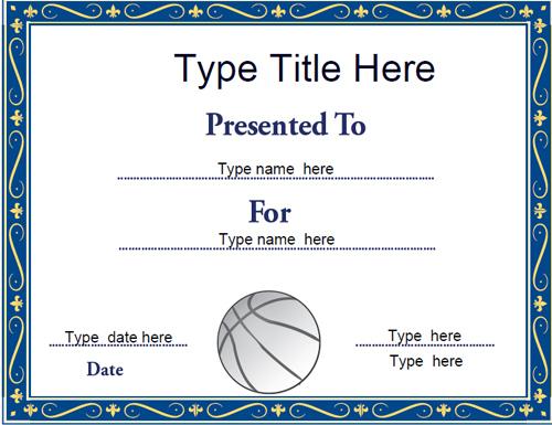 Sports Certificates - Netball Certificate Template throughout New Netball Achievement Certificate Editable Templates