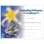 Star Performer Certificate Templates 7 – Best Templates Throughout Star Performer Certificate Templates