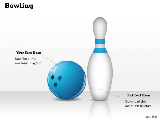 Strike Powerpoint Templates, Slides And Graphics for Bowling Certificate Template Free 8 Frenzy Designs