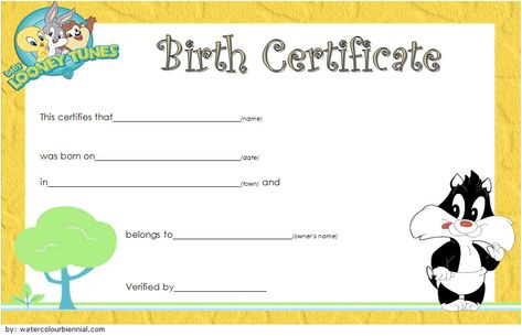 Stuffed Animal Birth Certificate Template: 7+ Ideas Free 2 for Best Stuffed Animal Birth Certificate Template 7 Ideas