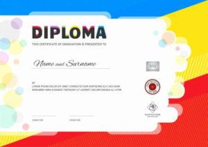 Summer Camp Certificate Templates Fresh Royalty Free in Fresh Certificate For Summer Camp Free Templates 2020