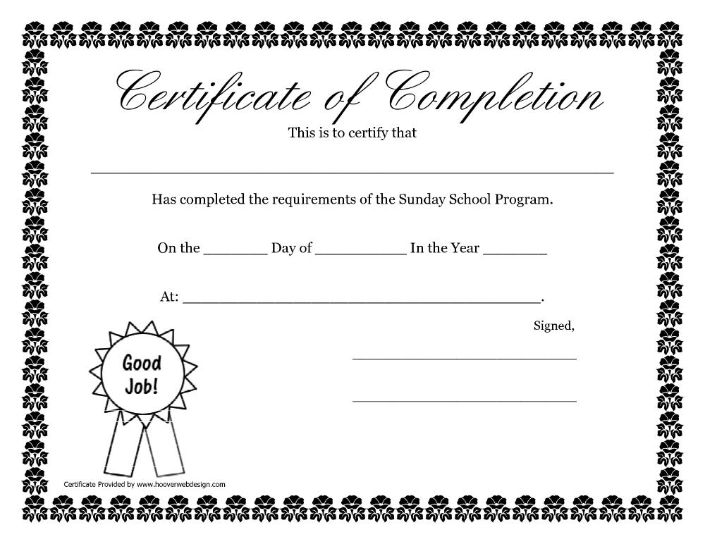 Sunday School Promotion Day Certificates Sunday School with regard to Certificate Of School Promotion 10 Template Ideas