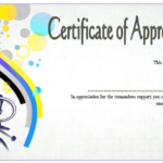 Table Tennis Appreciation Certificate Template Free 3 In Pertaining To Table Tennis Certificate Template Free
