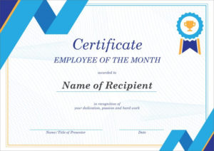 Template : 50 Free Creative Blank Certificate Templates In with regard to Best Outstanding Student Leadership Certificate Template Free