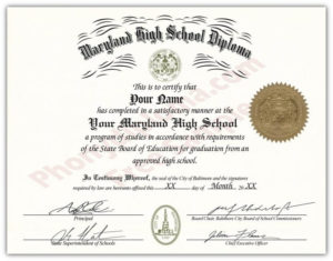 Template : Fake Diplomas And Transcripts From Maryland inside Unique Ged Certificate Template