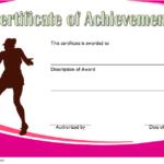 Tennis Gift Certificate Template (4) – Templates Example With Unique Tennis Gift Certificate Template