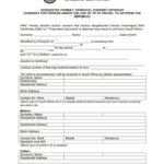 The Appealing South Africa Format – Fill Online, Printable Within Unique South African Birth Certificate Template