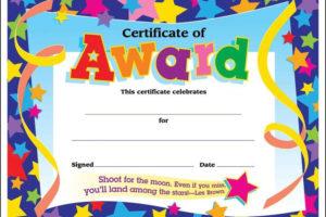 The Astonishing Free School Certificate Templates 2 Digital inside New Free School Certificate Templates