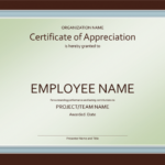 This Entitles The Bearer To Template Certificate 10 Intended For New Employee Certificate Template Free 10 Best Designs