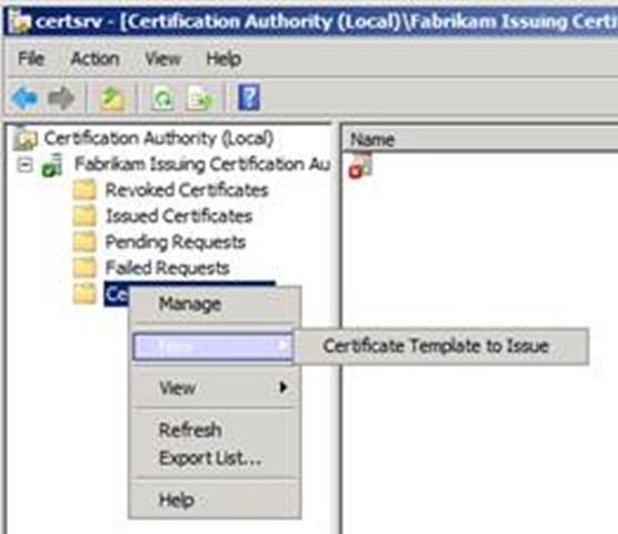 Update Certificates That Use Certificate Templates (1 with regard to Update Certificates That Use Certificate Templates