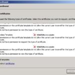 Update Certificates That Use Certificate Templates (5 Regarding Quality Update Certificates That Use Certificate Templates